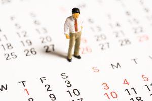 店舗型と宅配型による仕上がり日数の違い