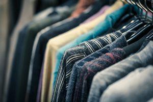 洋服の種類